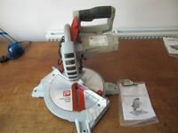 Mitre/Chop Saw (as new)