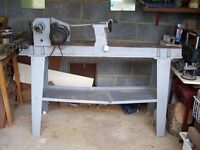 Draper WTL95 Wood Turning Lathe