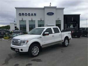 2014 Ford F-150 Platinum London Ontario image 1