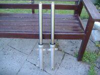 sym xs125 k front forks