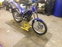 Kids 50 cc auto trials bike