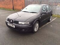 Seat Leon 1.8 20V Turbo Cupra 5 Doors 1 Lady Owner ***Fantastic Car*FSH*12 Months MOT***