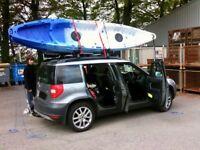Thule Kayak Roof Carrier