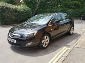 2010 1.7 CDTI Astra SRi w/ Full Service History, Front & Rear parking sensors and Hill Start Assist
