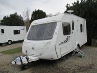 Swift Island Arran 4 Berth (Fixed Double Bed) Caravan 2009/2010