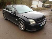 2003 Vauxhall Vectra dti sri automatic spares and repairs