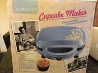 New never used Lakeland cupcake maker