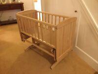 Mother Care Gliding Crib