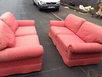 Large marks & spencer sofa