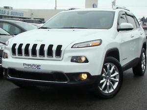 2014 Jeep Cherokee Limited Toit Pano