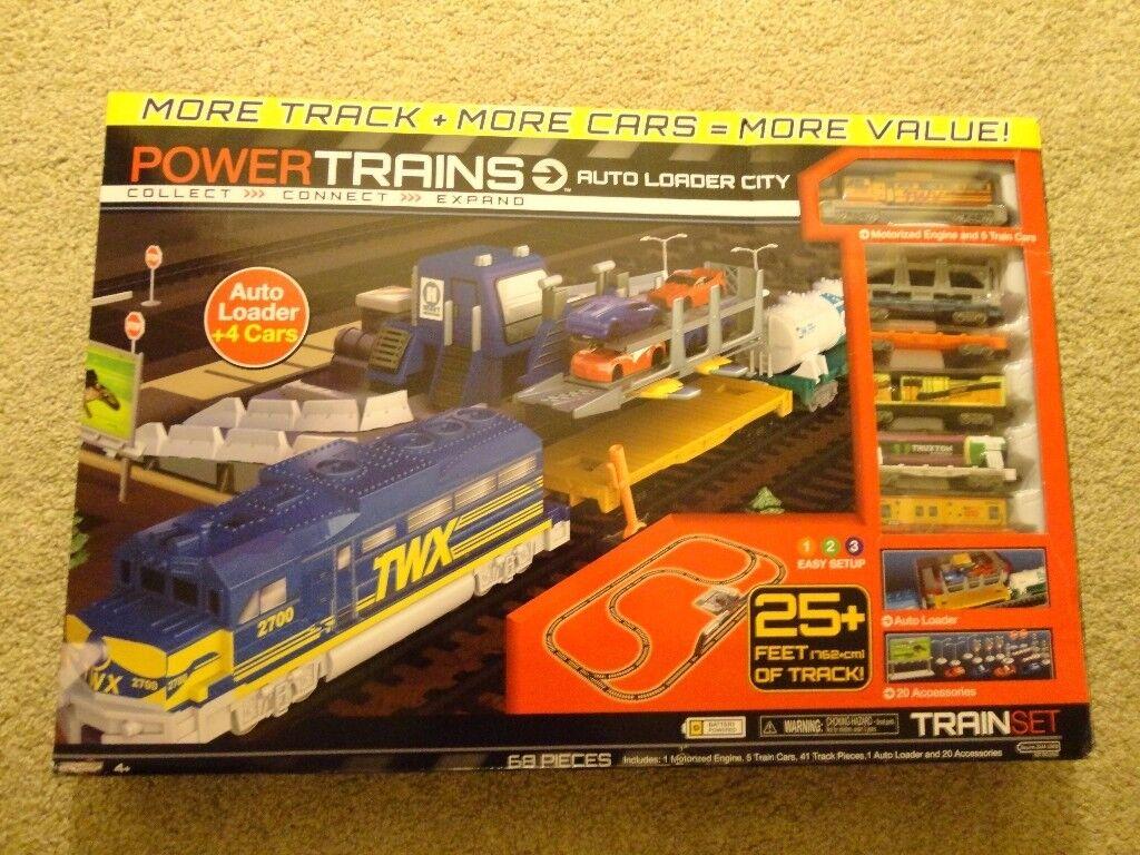 Power Trains Auto Loader City – Bargain!