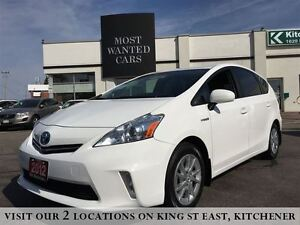 2012 Toyota Prius v Base (CVT) | CAMERA | NO ACCIDENTS