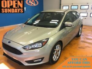 2015 Ford Focus SE! BACK-UP CAM! LEATHER!