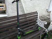 MGP BLACK SCOOTER......USED.....READY TO RIDE......£20 NO OFFERS