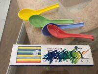Brand new Chopsticks and Spoons