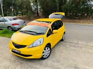 MY09 2008 Honda Jazz Only 69000 Low Ks, Long Rego, Beautiful Car Sutherland Sutherland Area Preview