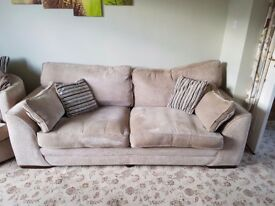 Sofa and Swival chair