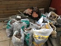 Free wood for collection Harrow