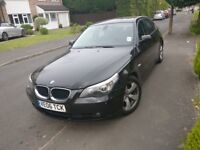 BMW 5 series 520d SE 2006 - GREAT EXAMPLE (not 1 series, 3 series, 320d, m sport, a3, a4, a5, tdi)
