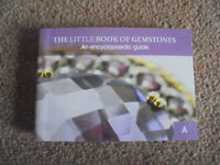 Little Book Of Gemstones by Steve Bennett. A to S