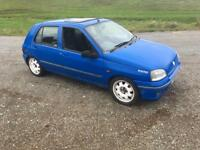 Mk1 Renault Clio Project