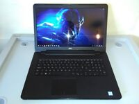 NEW BUSINESS DELL 17,3 IPS HD - INTEL CORE i3 - 8GB - SSHD - WARRANTY - UK DELIVERY - FAST!!!