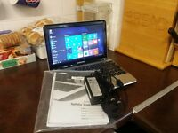 Like new Samsung chrome/silver Laptop - Windows 10 - Webcam