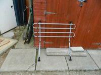 Universal fitting dog rack