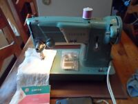 SINGER ELECTRIC SEWING MACHINE MODEL 327K