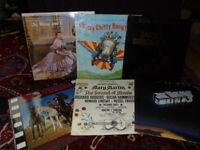 Vinyl LP's Musicals