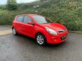 image for 2011 HYUNDAI I20 1.4 CRDI MOT TILL MARCH 2022 ONLY £20 TAX