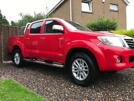 Toyota Hilux 3.0 Invincible Auto **NO VAT TO BE ADDED**