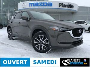 2018 Mazda CX-5 AWD GT AUTO TOIT CUIR BOSE MAGS