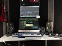Music Producer / Mixing & Mastering Engineer/ Song Writing / Vocal Tuition / Piano & Bass Tuition