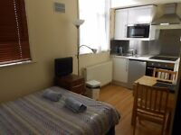 Cozy studio at Willesden green with all bills included! Only £ 1051 per month !!