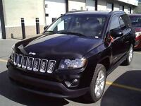 2014 Jeep Compass Sport/North * AWD * LEATHER
