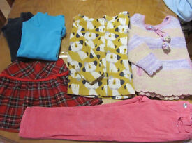 GIRLS CLOTHES 4-6 YEARS.