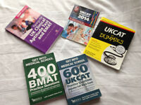 Get into Medical School Books