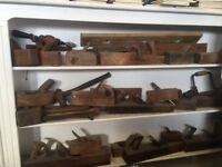 Assortment of Old Carpentry Tools (Approx 30)