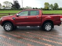 Ford Ranger 2.2 TDCi Limited Double Cab Pickup 4x4