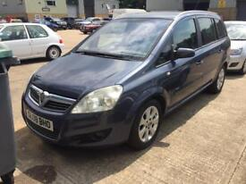 Vauxhall zafira 1.9cdti 1 owner low miles needs gearbox