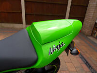 Rear Seat Cowl for Kawasaki ZX9R - Green