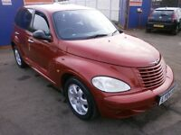 2004 CHRYSLER PT CRUISER 2.2 CRD DIESEL, 5DOOR HATCHBACK, HPI CLEAR SERVICE HISTORY, DRIVES LIKE NEW