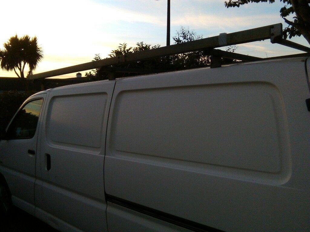 Toyota Hiace Roof rack
