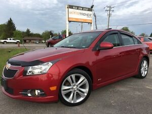 2012 Chevrolet Cruze LT Turbo RS package! Sunroof! Bluetooth...