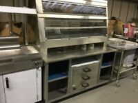 Pack Chicken Shop Equipment Restaurant