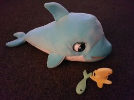 Blu blu dolphin and accessories