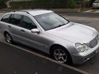 Mercedes c220 cdi classic estate 6 speed drives perfect good performance