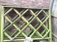 Fence/Trellis Panels