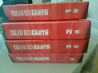Treasures of the Earth magazine, mineral and gem collection issues 1 to 100